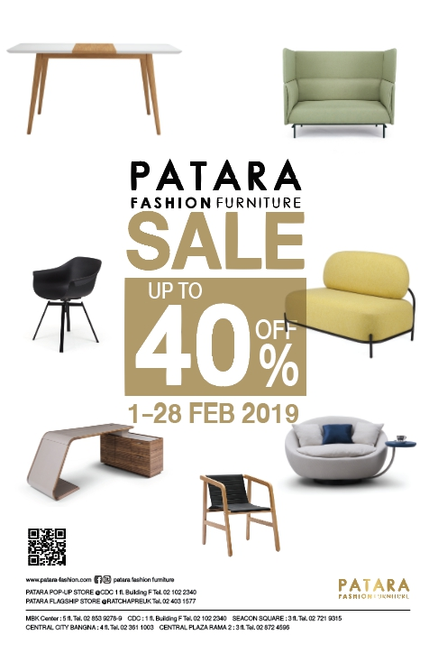Patara Fashion Furniture Sale Cdc Crystal Design Center