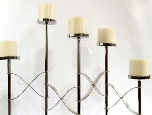 5 Steps Candle Holder