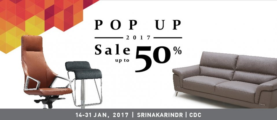 POP UP SALE up to 50%