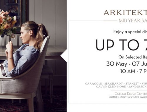 ARKITEKTURA Mid Year Sale 2015